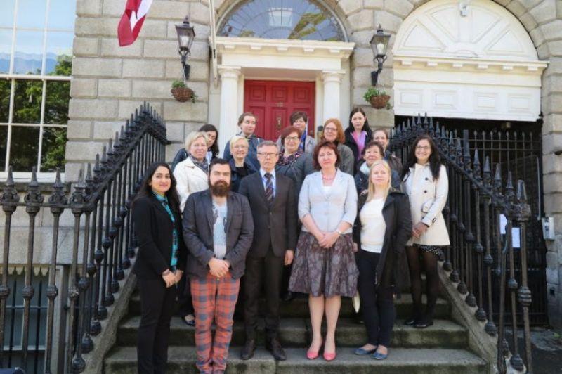 HESTIA projekts, cilvēktirdzniecība | Patvērums Drošā Māja