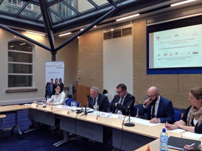Meeting of the project HESTIA | Patvērums Drošā Māja