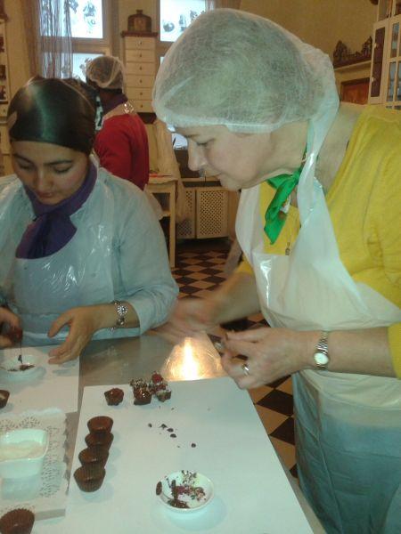 Ekskursija uz Šokolādes muzeju 15.01. | Patvērums Drošā Māja