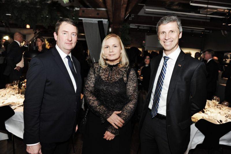 Juris Bone, Inga Ozoliņa, Marģers Krams