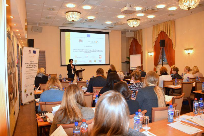 HESTIA Conference Day 2 | Patvērums Drošā Māja