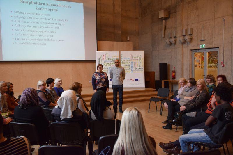 Семинар «Беженцы – в Латвии и мире» в Резекне | Patvērums Drošā Māja