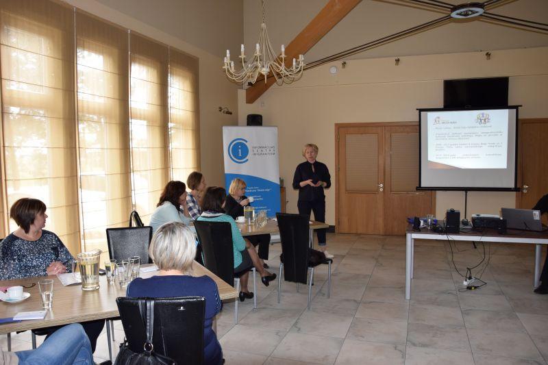 Seminārs par darbu ar trešo valstu pilsoņiem Kurzemē | Patvērums Drošā Māja