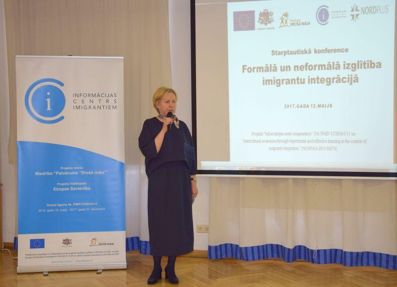 Международная конференция 12.05. | Patvērums Drošā Māja