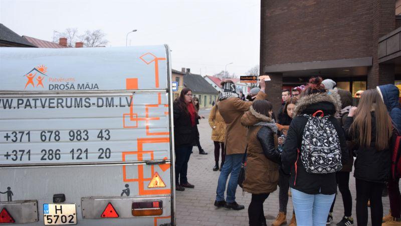 Information activities in Kurzemes Region | Patvērums Drošā Māja