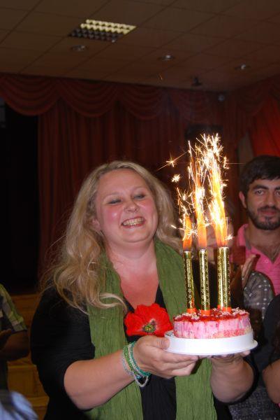 Sveicam Maiju Pohodņevu dzimšanas dienā! :)