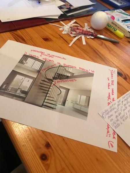 Divu dienu nometne Kāpnes augšup | Patvērums Drošā Māja