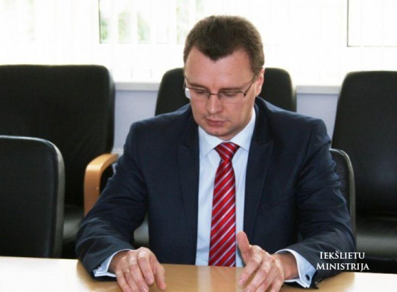 Foto autors: LR Iekšlietu ministrija