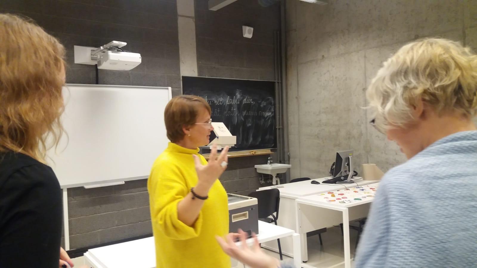 Latviešu sarunvalodas kluba nodarbība Rēzekne | Patvērums Drošā Māja
