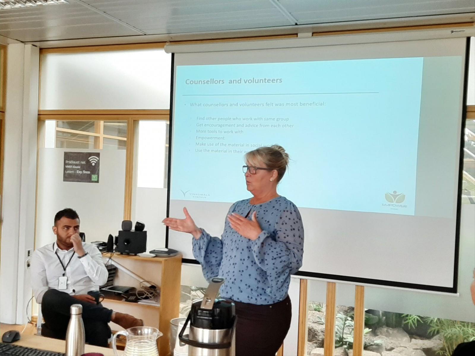 Projekta tikšanās Islandē un Norvēģijā | Patvērums Drošā Māja