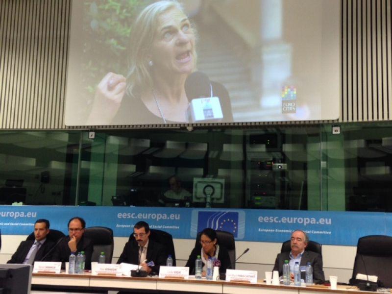 European Integration Forum Брюссель 26.-27.11. | Patvērums Drošā Māja