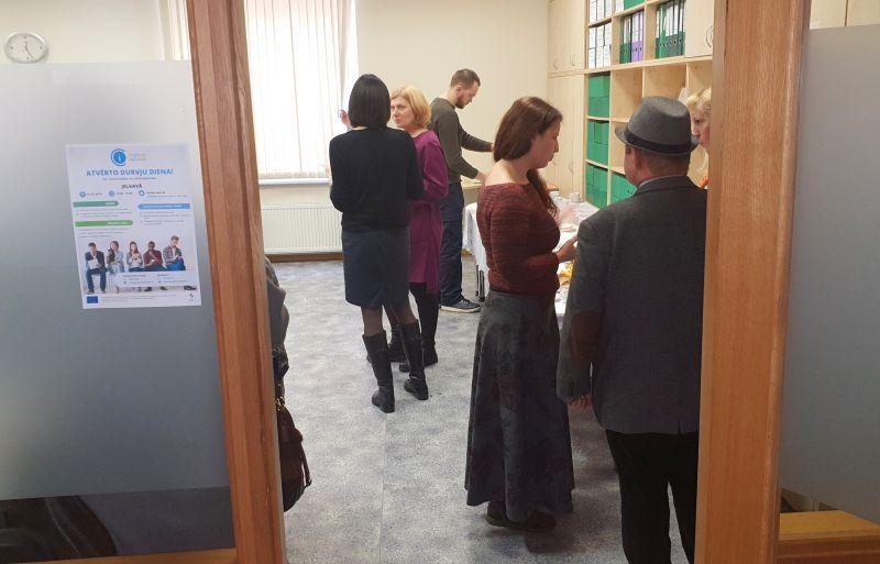 Atvērto durvju diena Jelgavā 1.02. | Patvērums Drošā Māja