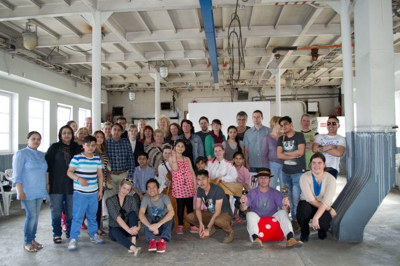 Заключительное мероприятие проектов ERF 28 май | Patvērums Drošā Māja