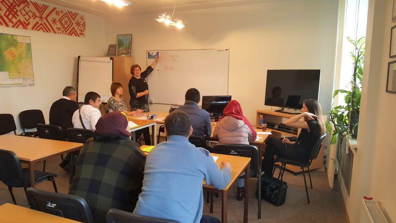 Kurss par Latviju 19.grupa | Patvērums Drošā Māja