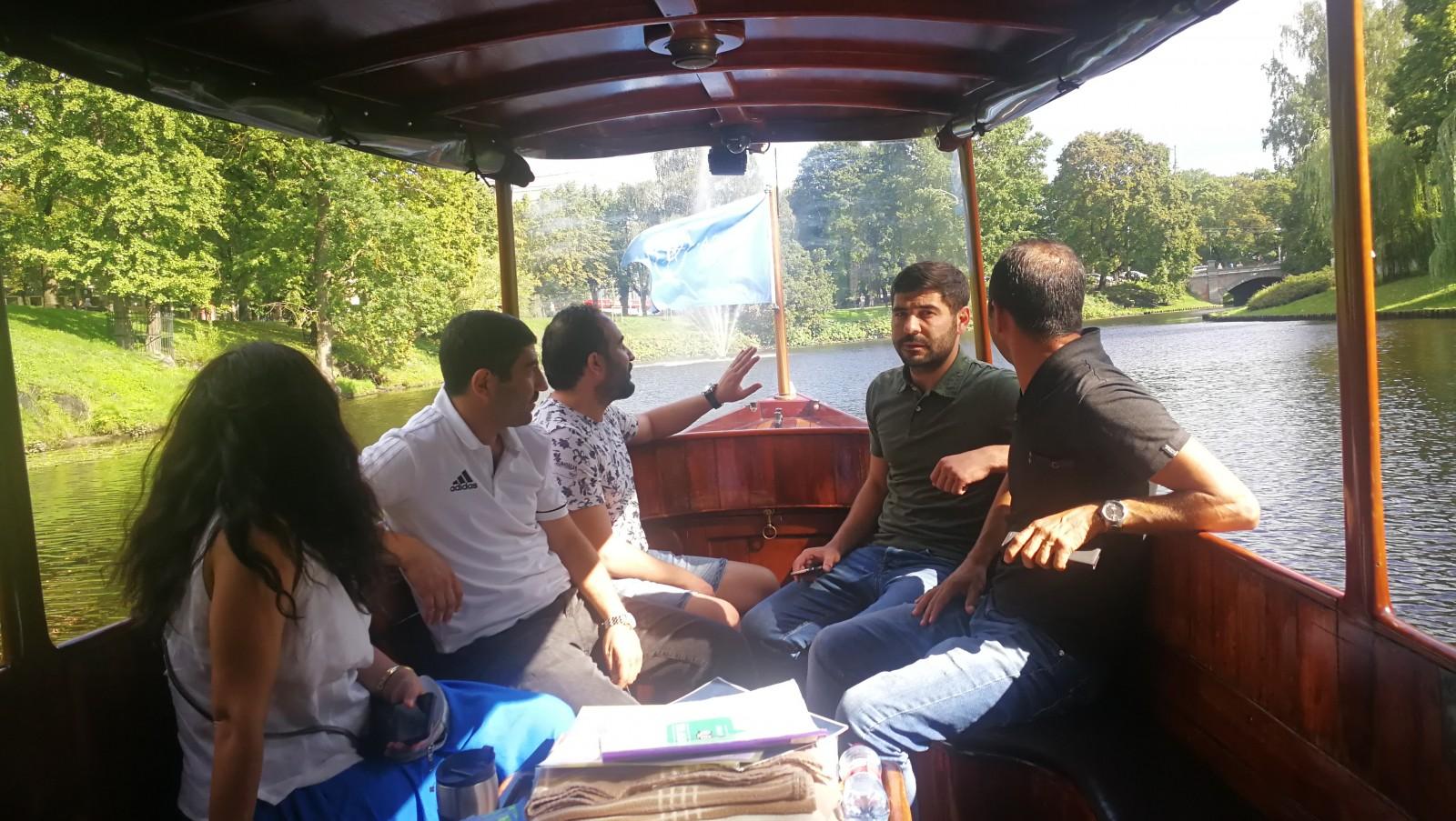 Izzinoša ekskursija pa Rīgu | Patvērums Drošā Māja