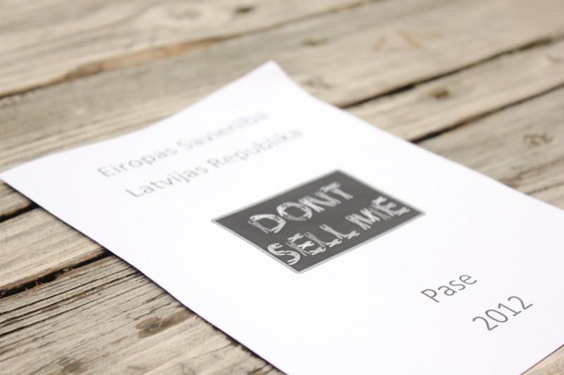 Activities of the project Not For Sale | Patvērums Drošā Māja