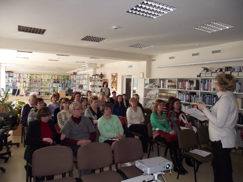 Seminārs par bēgļu integrāciju - Preiļos | Patvērums Drošā Māja