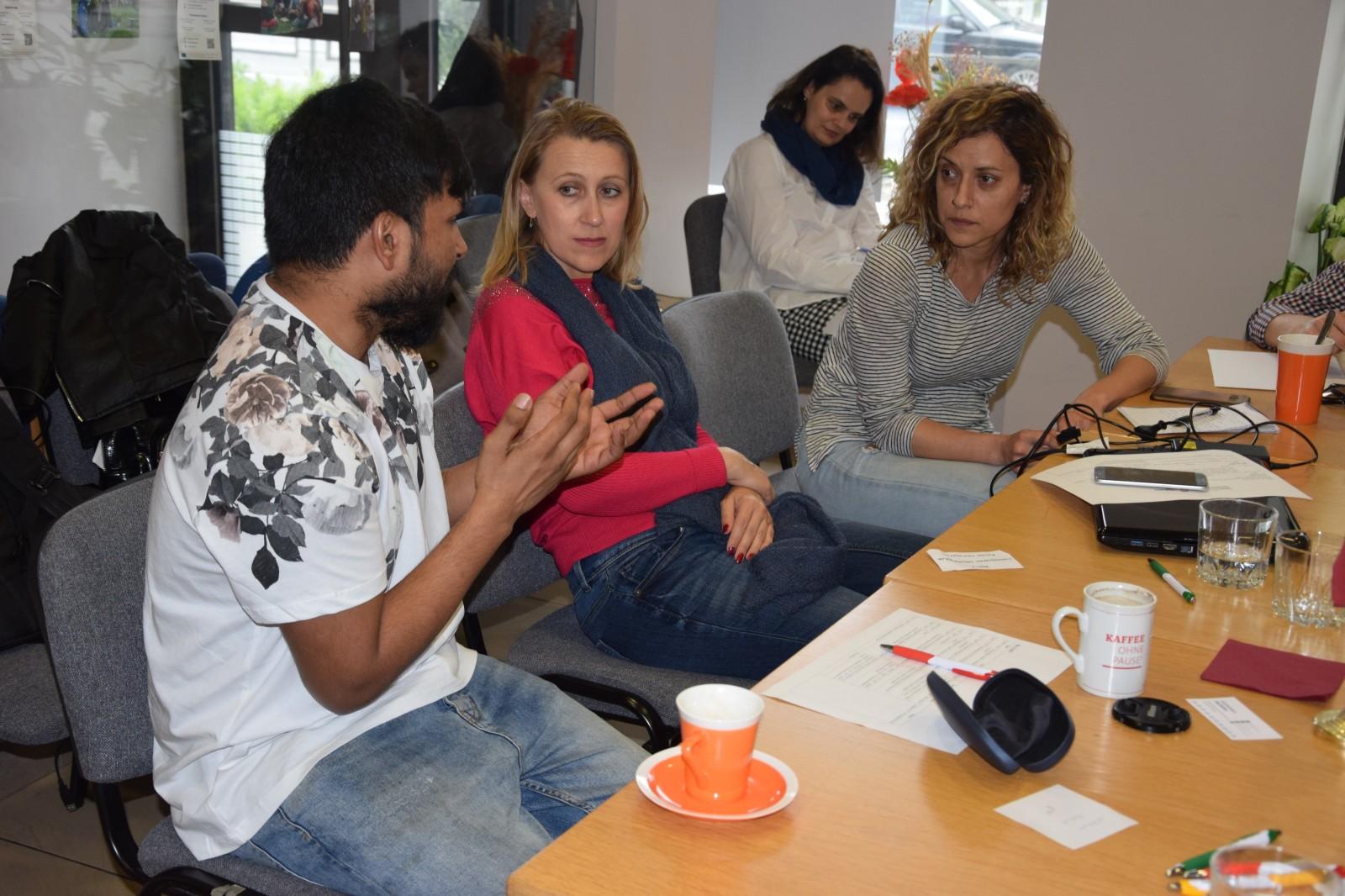 Studiju vizīte Rīgā 31.maijs | Patvērums Drošā Māja