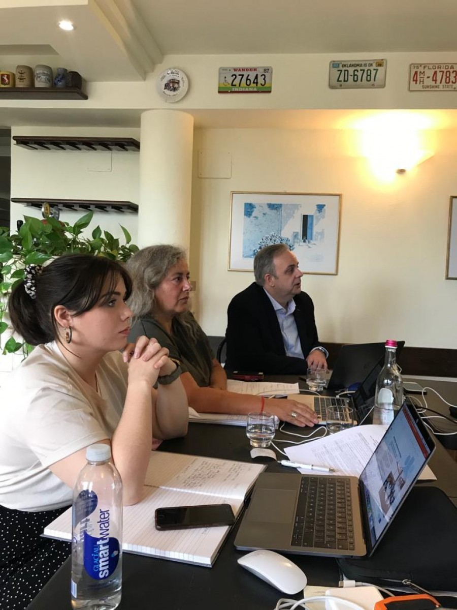 Projekta sanāksme Itālijā | Patvērums Drošā Māja