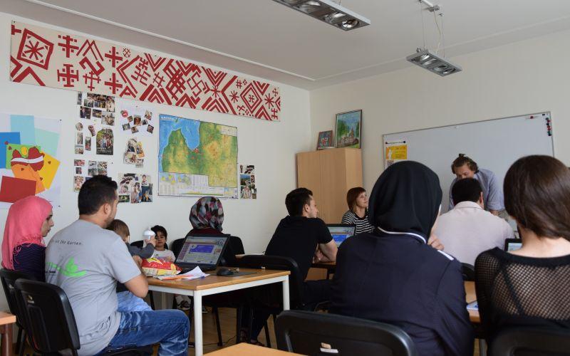 Занятие о Латвии 15.07. | Patvērums Drošā Māja