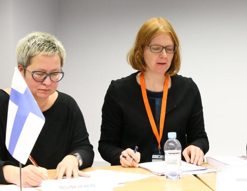 Пресс-конференция проекта HESTIA   Patvērums Drošā Māja