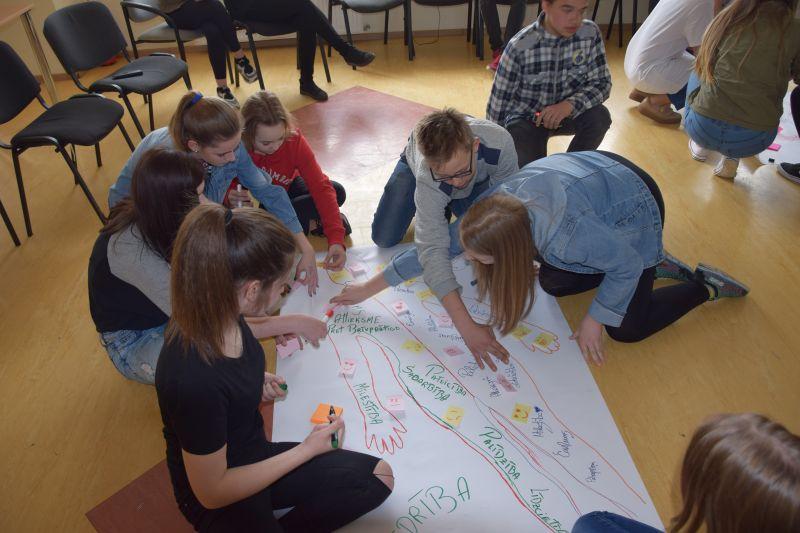 "Discussion ""Volunteer Work in a Cross-cultural Environment"" | Patvērums Drošā Māja"
