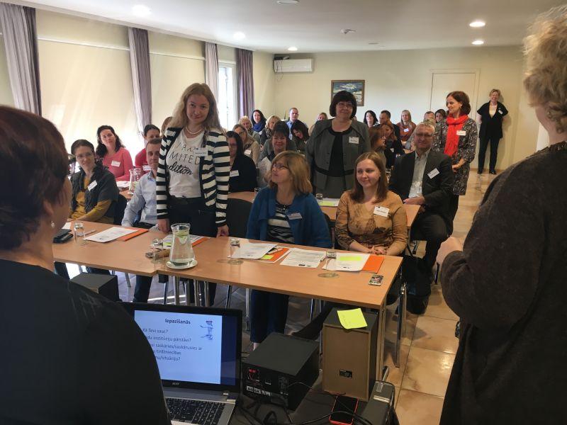 Multiplikatoru apmācības Siguldā 17.-18.10. | Patvērums Drošā Māja