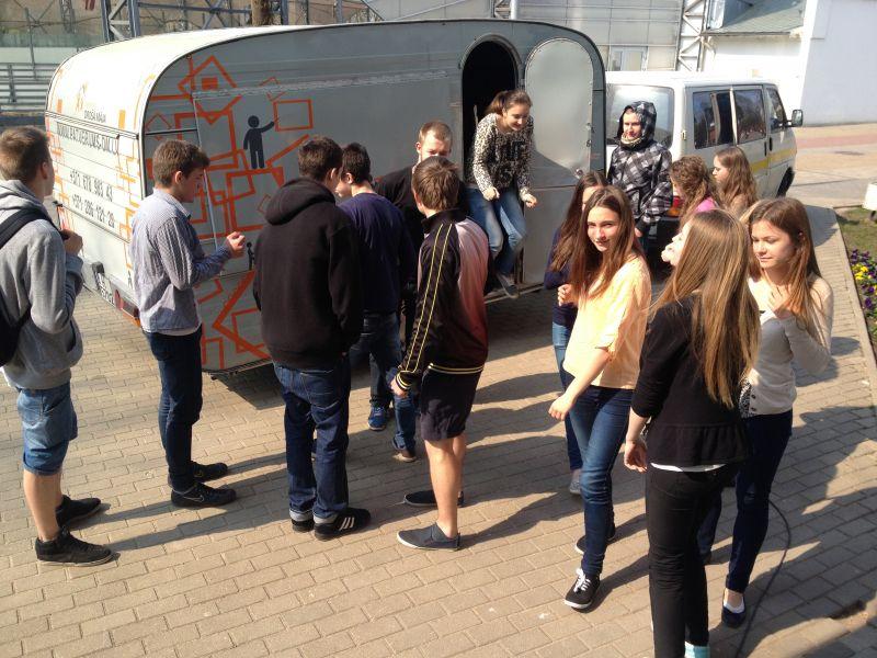 Pretcilvēktirdzniecības aktivitātes skolās | Patvērums Drošā Māja