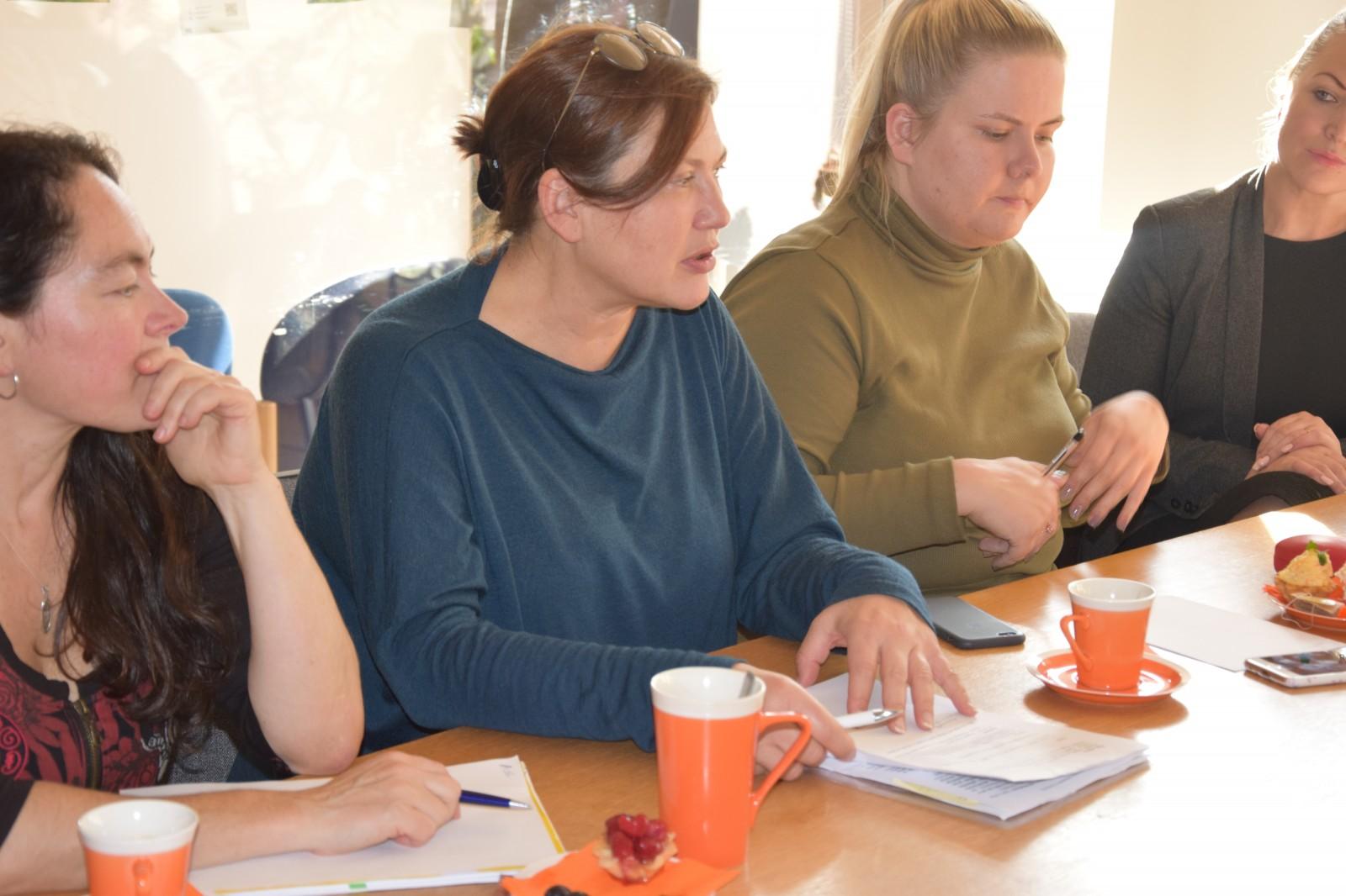 Intersectoral Dialogue Platform 26.09. | Patvērums Drošā Māja