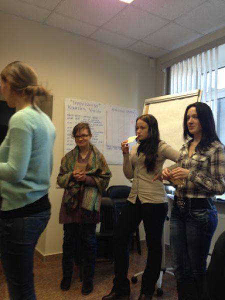 Aizritējusi trešā brīvprātīgo apmācība 17.03. | Patvērums Drošā Māja, trešo valstu valstspiederīgie, integrācija, brīvprātīgo apmācības