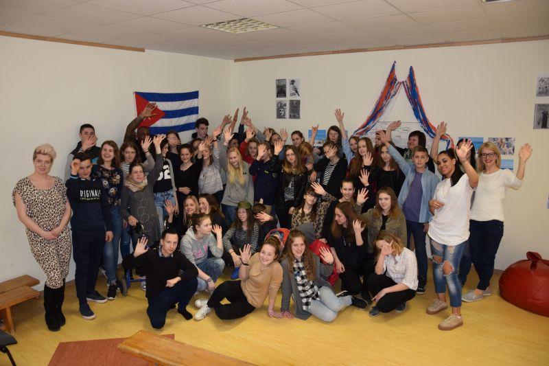 Вечер Кубы в Элее | Patvērums Drošā Māja