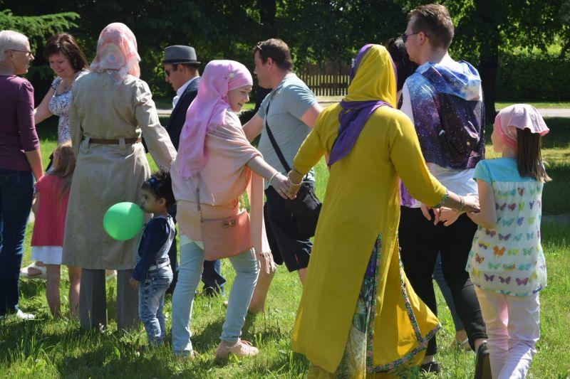Kultūru daudzveidība mums apkārt | Patvērums Drošā Māja