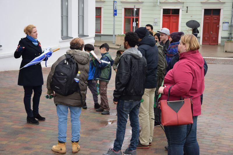 Seminārs Bēgļi - Latvijā un pasaulē Talsos | Patvērums Drošā Māja