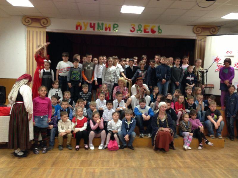 Sprīdīša skola Liepājā 10. maijs | Patvērums Drošā Māja