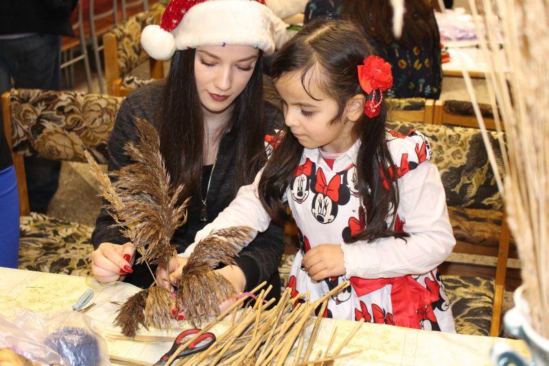 Ziemassvētku darbnīcas Zemgalē | Patvērums Drošā Māja