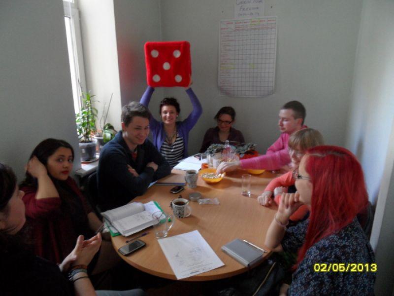 Volunteers are getting ready for Ricu Racu in Liepaja | Patvērums Drošā Māja