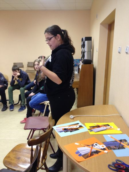Viļakas novada Viduču pamatskola, 7.novembris