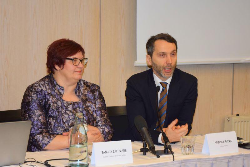 Starptautiska konference | Patvērums Drošā Māja