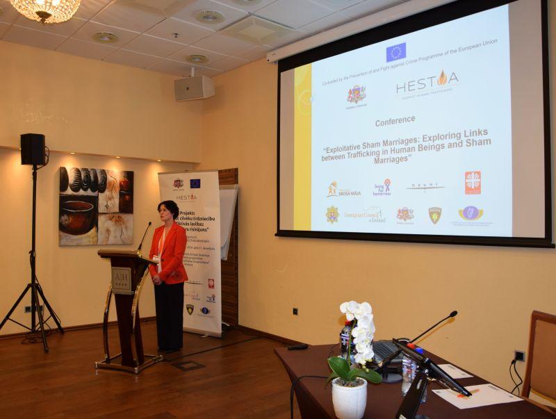 HESTIA Conference Day 1 | Patvērums Drošā Māja