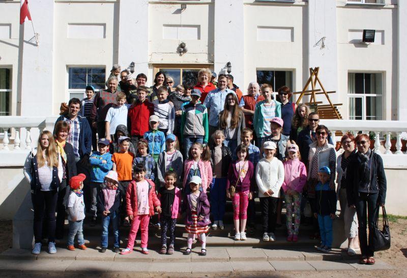 Integrācijas pasākums ģimenēm ar bērniem | Patvērums Drošā Māja