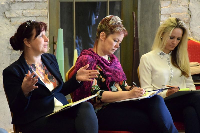 HESTIA diskusija Beverīnas novadā | Patvērums Drošā Māja