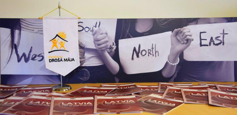 Mācības par Latviju maijs 2017 | Patvērums Drošā Māja