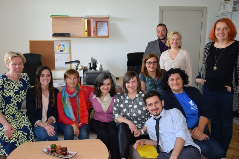 Встреча партнеров  проекта  | Patvērums Drošā Māja