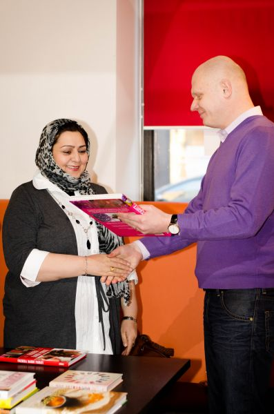 Bēgļu nodarbinātības projekta noslēgums | Patvērums Drošā Māja