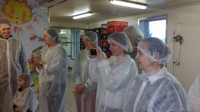 Экскурсия на хлебопекарню Lāči | Patvērums Drošā Māja
