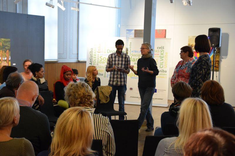 Seminārs-diskusija Kuldīgā | Patvērums Drošā Māja