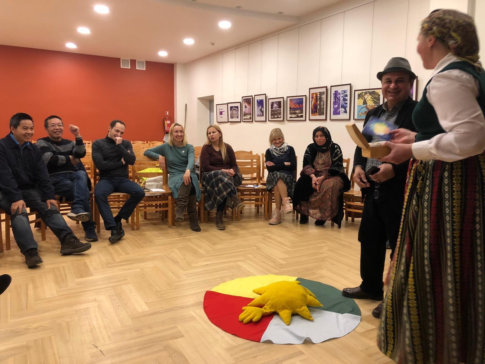 Open Afternoon in Jelgava | Patvērums Drošā Māja