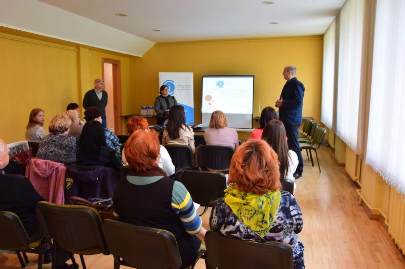 Seminārs Bēgļi - Latvijā un pasaulē Aizkrauklē | Patvērums Drošā Māja