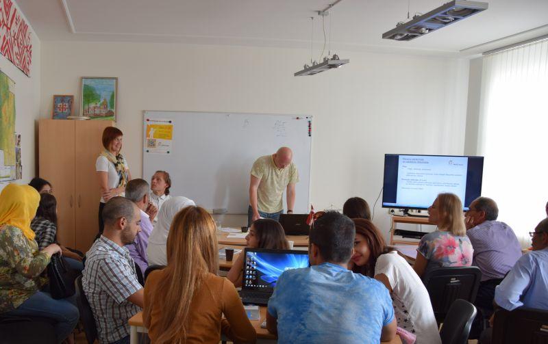 Занятие о Латвии 14.07. | Patvērums Drošā Māja