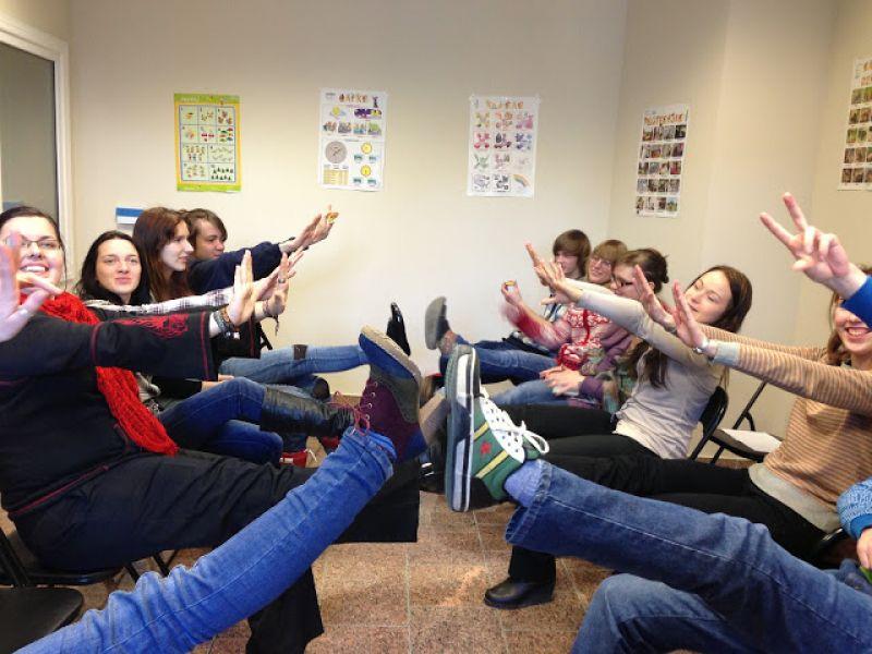 Обучение волонтеров 17 март | Patvērums Drošā Māja